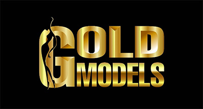 gold models logo